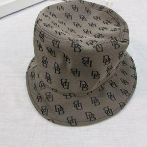 Dooney & Bourke Sun Bucket Canvas Hat